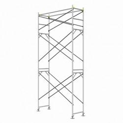 Single/3 Plank (0.8mW) Full Size Scaffold (Walk Through Frames)