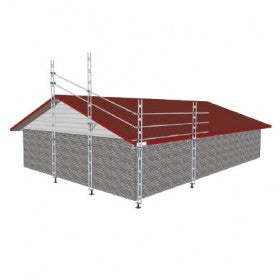 Pack A Half Gable End and 6.0m of Straight Edge Protection