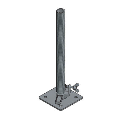 BPA605 Adjustable Base Jack