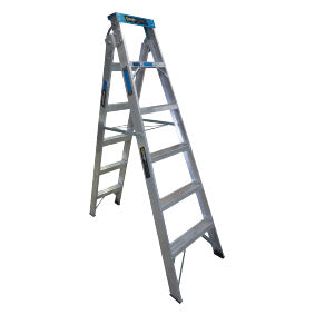 Light Trade Dual Purpose Ladders (1.71m - 3.35m)
