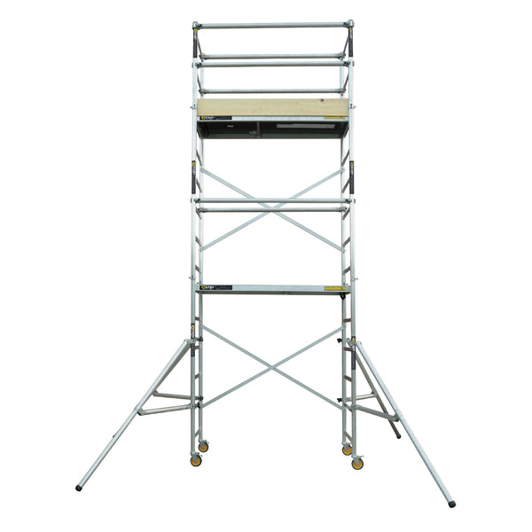 Aluminium Mini Mobile Scaffold 1700mm Long Series