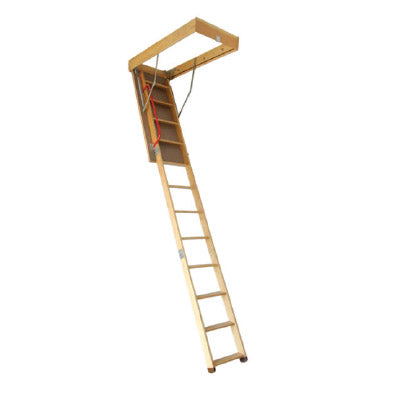 Timber Attic Ladder