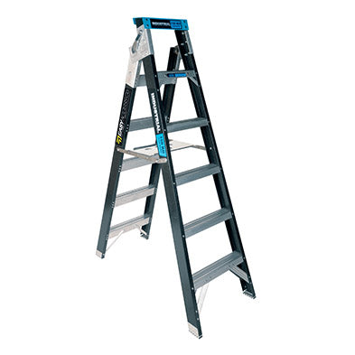 Fibreglass Dual Purpose Ladders (1.8m - 4.5m)
