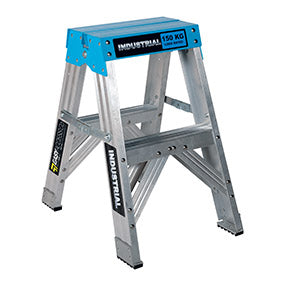 Trade Series Double Sided Step Ladders (0.6m - 1.2m)