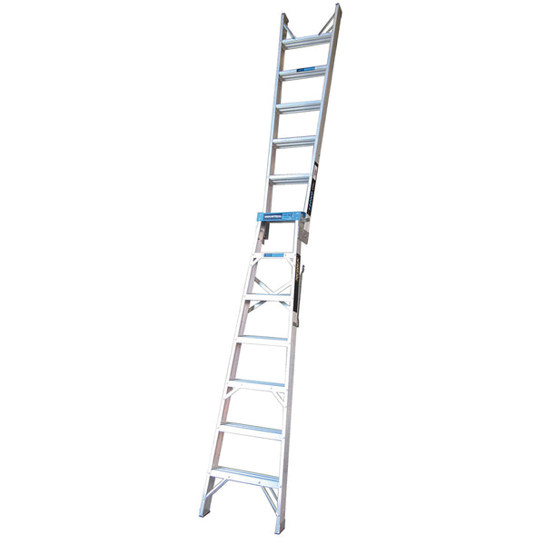 Trade Series Dual Purpose Ladders (1.8m - 4.5m)