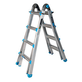 Trade Series All-in-One Telescopic Ladder (0.9m - 5.7m)