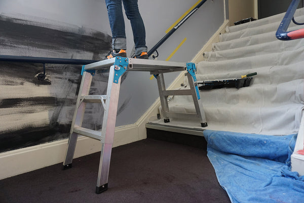 Height Adjustable Aluminium Work Platform