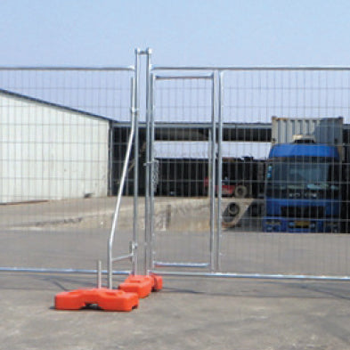 Temporary Fence Panel 2.4m Wide x 2.1m High