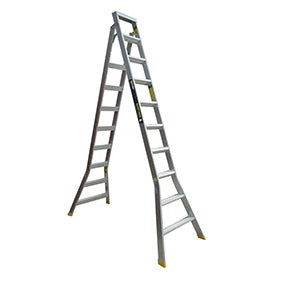 Warthog Dual Purpose Ladders (1.2m - 5.7m)