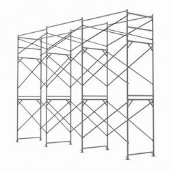 Double/5 Plank (1.37mW) Full Size Scaffold (Walk Through Frames)