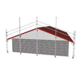 Pack D Edge Protection Gable End Only 12.0m