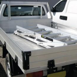 Adjustable Truck Access Stairs