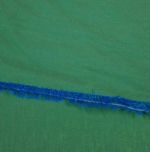 Artisan Cotton, Green-Blue, per half-yard