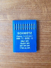Load image into Gallery viewer, SCHMETZ 16x231 SPI Needle System - Round Shank, (10pc pack)