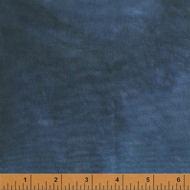 Palette, Nautical Blue, per half-yard