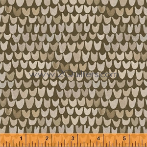 43502-6 Petal in Brown