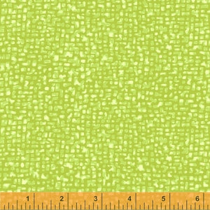 Bedrock in Chatreuse, Windham Fabrics, per half-yard