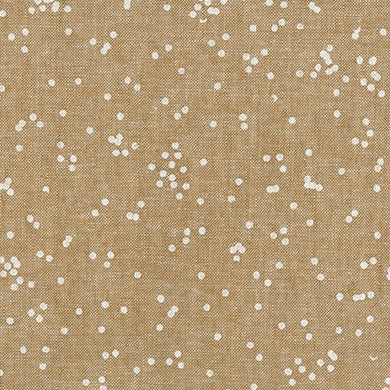 Balboa, Dots in Taupe, Cotton/Linen Blend per half-yard