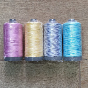Aurifil Collection: Pretty 28 4-PACK by 2Quilters