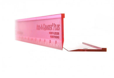 Add-A-Quarter Plus 2-Ruler Combo Pack (Pink)