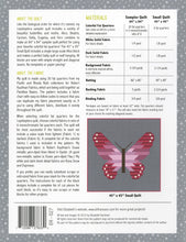 Load image into Gallery viewer, Quilt Pattern: Lepidoptera by Elizabeth Hartman