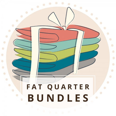 BUNDLE: Whistle, 9 Prints, Fat Quarter