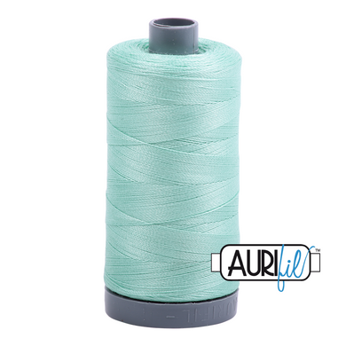 Aurifil 28wt Thread - Medium Mint #2835