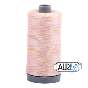 Aurifil 28wt Thread - Bari - Variegated #4651