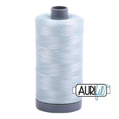Aurifil 28wt Thread - Light Grey Blue #5007