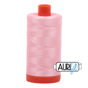 Aurifil 50wt Thread - Large spool Blush #2415