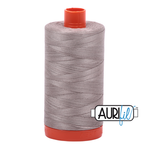 Aurifil 50wt Thread - Large spool Steampunk #6730