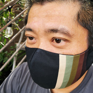 *Limited Release* Reusable Patchwork Face Mask - Fundraising for Food From The Heart
