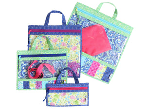 Project Bags 2.0, Patterns by Annie