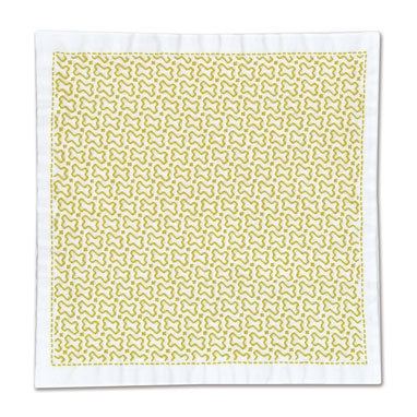 Olympus #SK-356 Japanese Sashiko Hitomezashi Kit - Nagashi Juki (Flowing Crosses)