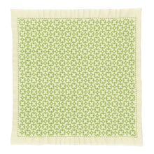 Load image into Gallery viewer, Olympus #SK-363 Japanese Sashiko Hitomezashi, Hana-Fukin Sashiko Sampler - Linked Crosses (Cream)