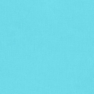 Kona Cotton - Bahama Blue, per half-yard