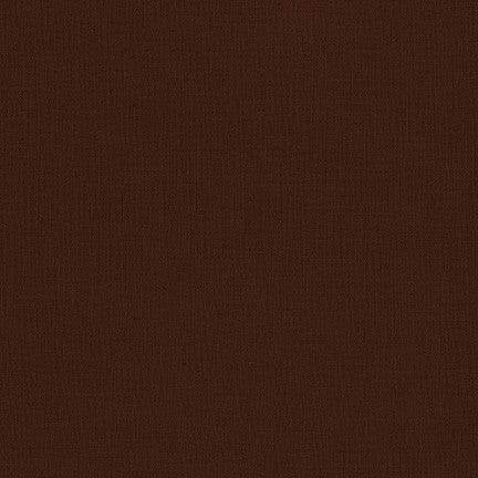 Kona Cotton - Brown, per half-yard