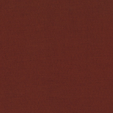 Kona Cotton - Cinnamon, per half-yard