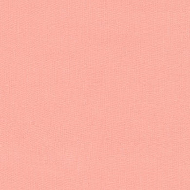 Kona Cotton - Peach, per half-yard