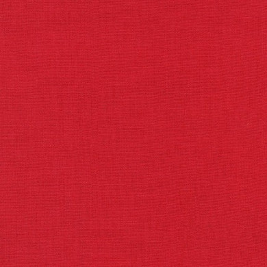 Kona Cotton - Red, per half-yard