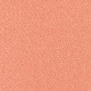 Kona Cotton - Salmon, per half-yard