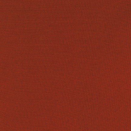 Kona Cotton - Paprika, per half-yard