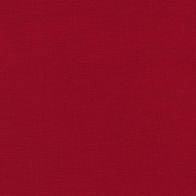 Kona Cotton - Rich Red, per half-yard