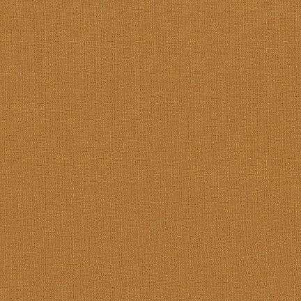 Kona Cotton - Leather, per half-yard