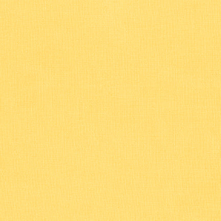 Kona Cotton - Lemon, per half-yard