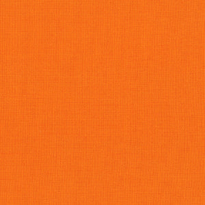 Kona Cotton - Kumquat, per half-yard