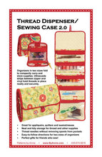 Load image into Gallery viewer, Thread Dispenser/ Sewing Case, Patterns by Annie