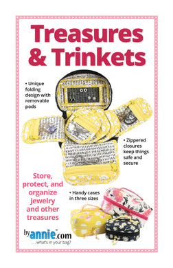Treasures & Trinkets, Patterns by Annie
