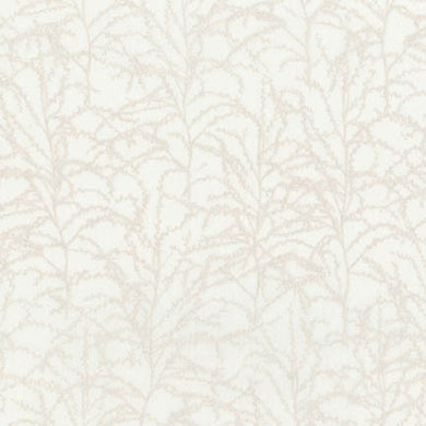 Winter Shimmer, White Branches, per half-yard (with Metallic Accents)