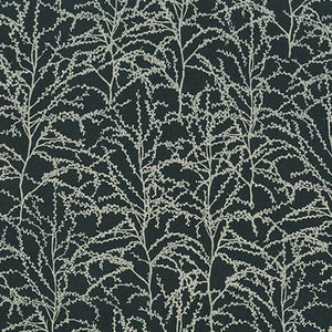Winter Shimmer, Pine Branches, per half-yard (with Metallic Accents)